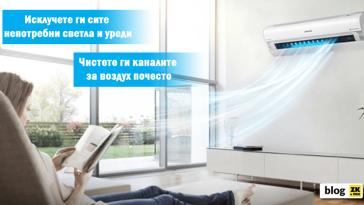 енергетски ефикасен клима уред